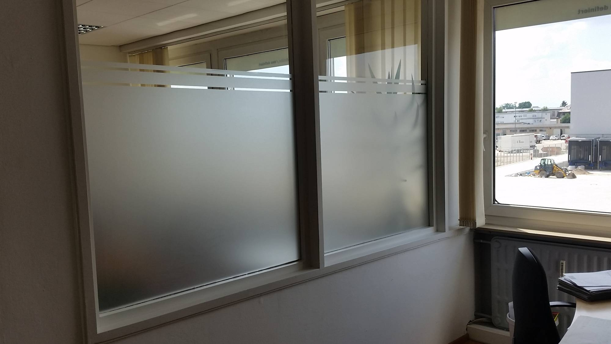 unsere leistungen glasveredelung glasdekorfolien. Black Bedroom Furniture Sets. Home Design Ideas